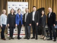 Šanchajaus tarptautinio menų festivalio delegacija