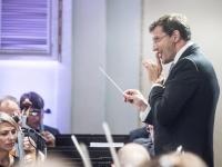 MODESTAS PITRĖNAS – LNSO meno vadovas ir vyriausiasis dirigentas
