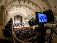Atnaujinta Nacionalinės filharmonijos skaitmeninė koncertų salė