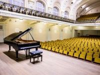 Filharmonijos koncertai toliau skamba skaitmeninėje salėje
