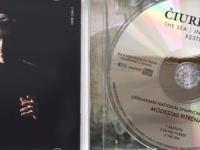 """""""Ondine"""" išleido naują M. K. Čiurlionio kūrinių CD"""