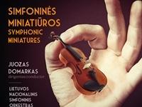 Nauja kompaktinė plokštelė Nacionalinio simfoninio orkestro gerbėjams
