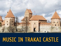 Music in Trakai Castle