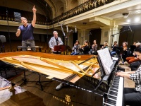 """""""Ondine"""" su Lietuvos nacionaline filharmonija rengia naujus lietuvių muzikos CD"""