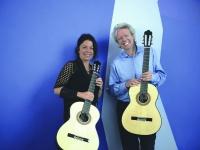 """""""Ispanijos naktys"""" su gitarų duetu ir simfoniniu orkestru"""