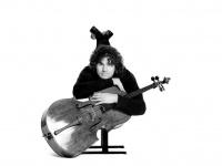 Įelektrinanti violončelė ir kelionė į Alpes