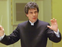 Lenkų muzikos šedevrai simfoniniame vakare su dirigentu Mirosławu Błaszczyku