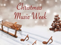 Christmas Music Week