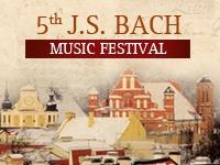 5th International J. S. Bach Music Festival in Vilnius
