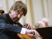 Filharmonijoje koncertuos paskutinis legendinio violončelininko M. Rostropovičiaus mokinys