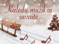Kalėdų muzikos savaitė 2015