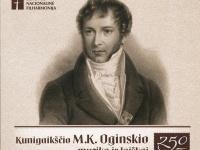Oginskio metams Nacionalinis simfoninis orkestras įrašė CD