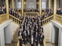 Opening of the 75th season and inauguration of Maestro Modestas Pitrėnas