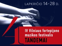 4th Vilnius Piano Music Festival