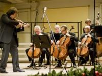 Kalėdos Filharmonijoje su giesmėmis, klasikos šedevrais ir improvizacijomis
