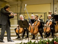 Christmas at the Philharmonic: Hymns and Songs, Classical Masterpieces and Improvisations