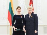 Sveikiname Filharmonijos generalinę direktorę Rūtą Prusevičienę!