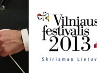 Vilniaus festivalis 2013