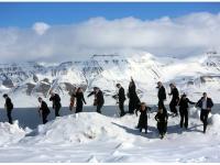 Arkties filharmonijos orkestras Vilniuje tapys Skandinavijos muzikinį peizažą