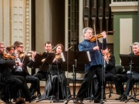 Concerti will reign in the evening of the LCO and violin virtuosos