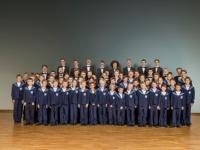 Vilniuje viešės garsusis Ciuricho berniukų choras