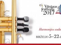 Vilnius Festival salutes the summer in the gardens of harmony