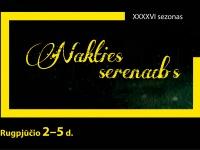 """Nakties serenados 2017"""