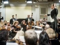 Pradėdamas 2018-uosius Nacionalinis simfoninis orkestras kviečia susipažinti iš arčiau