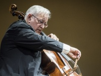 Lietuvos kamerinis orkestras muzikuos su David Geringu