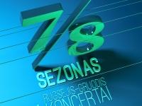 Filharmonija pradėjo prekybą 78-ojo koncertų sezono bilietais