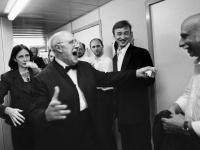 Garsiausių garso dievų negirdėtos akimirkos Alexandros Kremer fotografijų parodoje Vilniuje