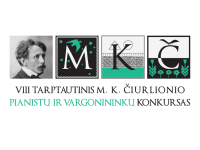 The International M. K. Čiurlionis Piano Competition Award Ceremony