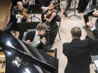 Modestas, Lukas and Orchestra