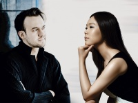 Piano duo Evgeni Bozhanov and Yeol Eum Son