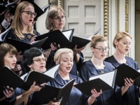 To mark the 50th anniversary of Vilnius State Choir