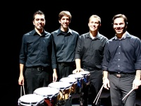 """Portland Percussion Group"" – the famous American percussion group for the first time in Lithuania"