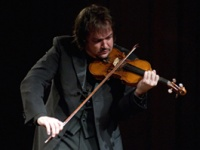 SERGEJ KRYLOV – Violinist, Artistic director and conductor of the Lithuanian Chamber Orchestra. Professor of the University of Music and Arts in Lugano, Switzerland