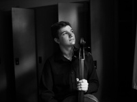 The winner of the International Tchaikovsky cello competition in Moscow Andrei Ioniţă