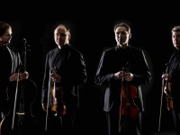 Čiurlionis quartet on tour